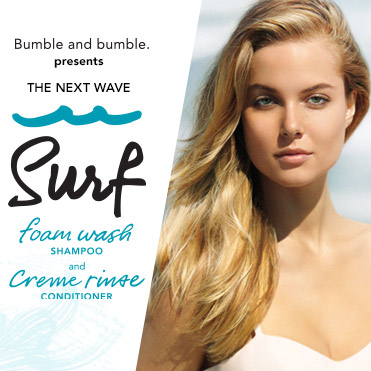 Surf from Bumble and bumble CROP Hair Boutique